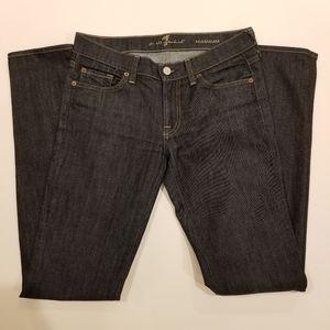 7FAM Roxanne Dark Wash Jeans